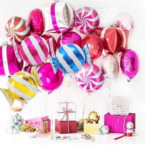 Шары - конфеты из шаров